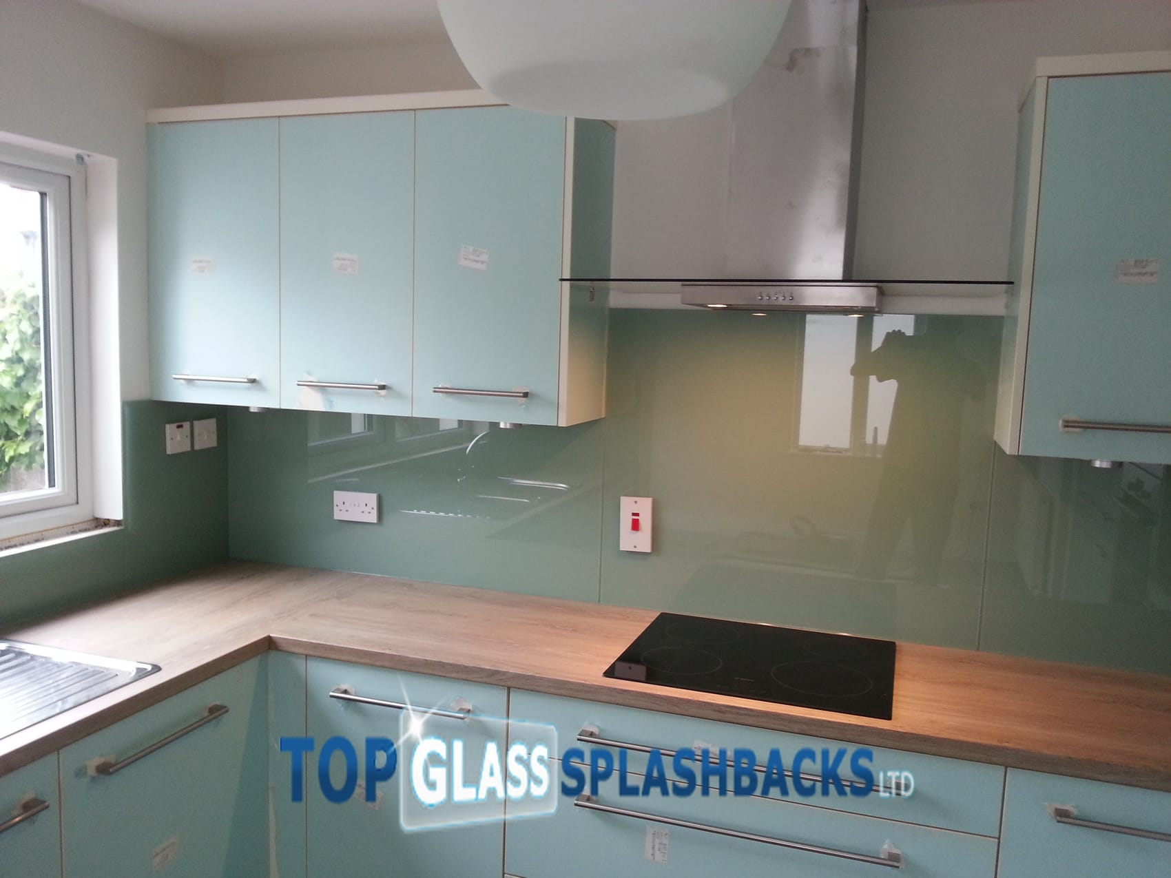 Glass Kitchen Tiles. Best Small Glass Tiles Kitchen Backsplash L ...